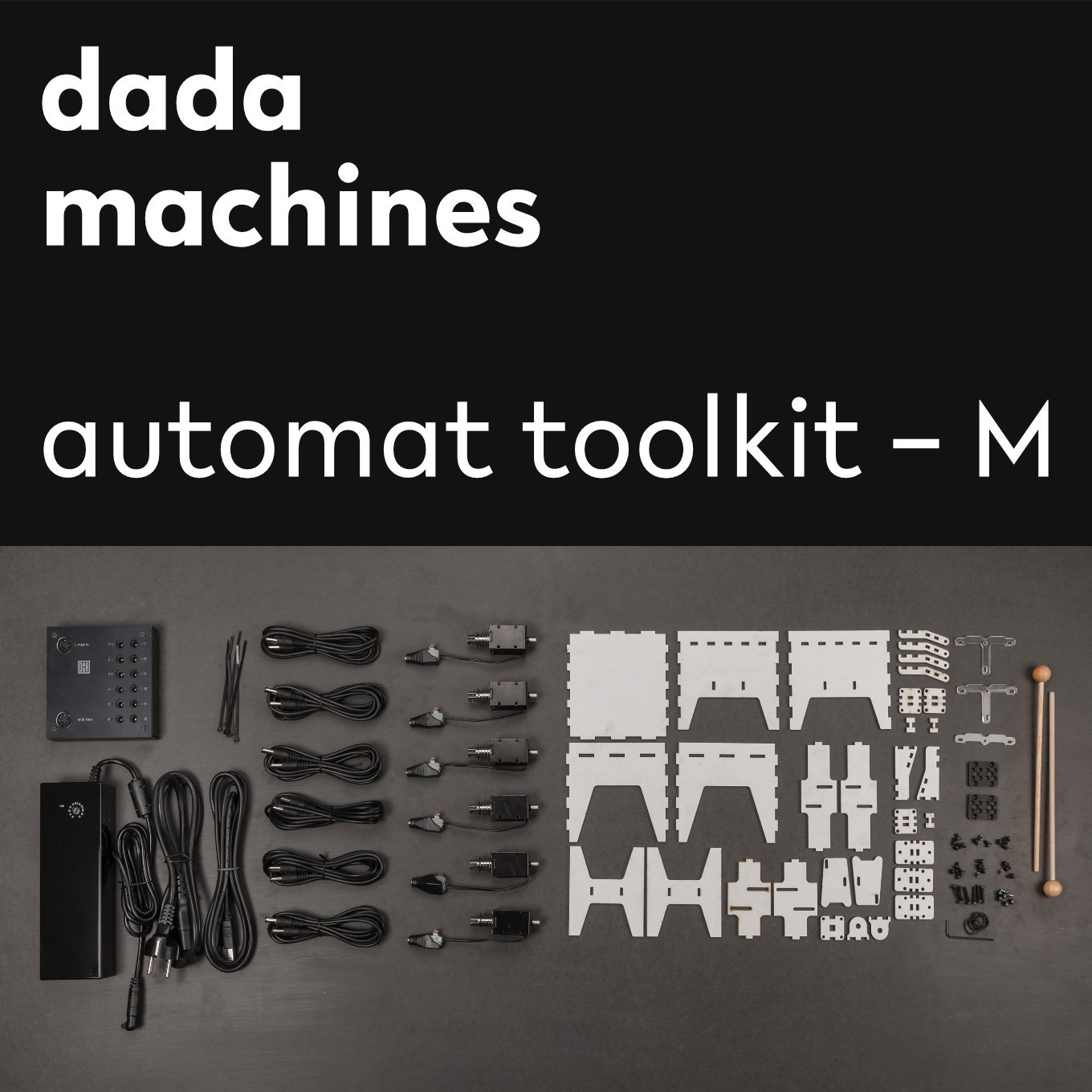 automat toolkit - M - PRE-ORDER